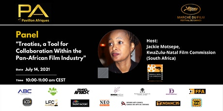 Treaties, a Tool for Collaboration Within the Pan-African Film Industry tickets