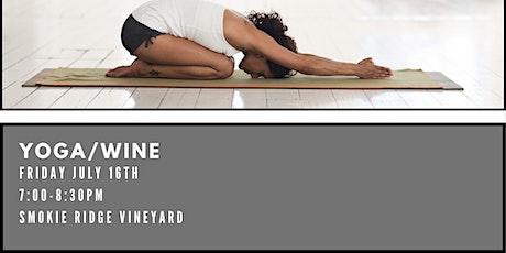 Yoga/Wine Night tickets