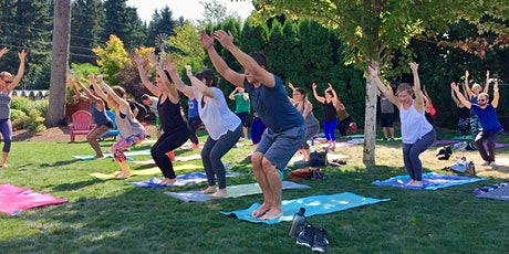 Outdoor Beer + Yoga at Postdoc Brewing tickets