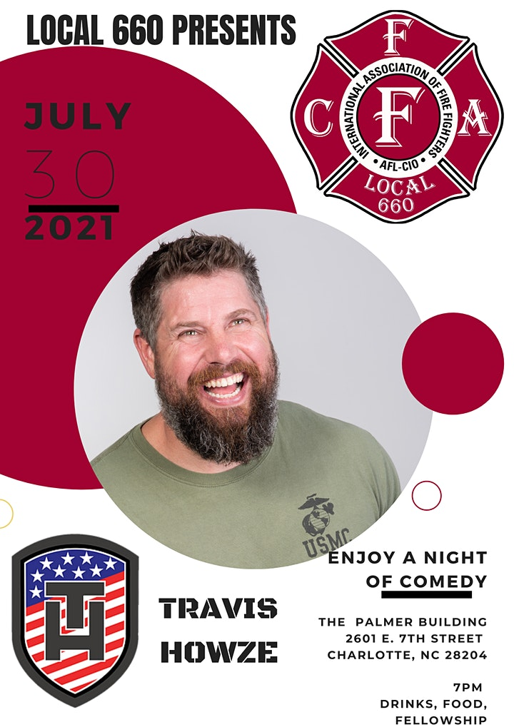 FRI After Party with Comedian Travis Howze image