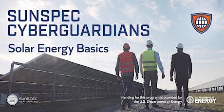 SUNY Erie: Solar Energy Basics biglietti