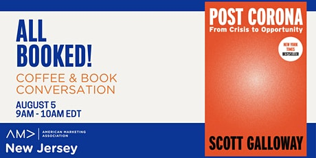 """All Booked! Coffee &  Conversation: """"Post Corona"""" tickets"""