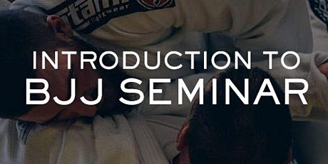 Introduction to BJJ Seminar tickets