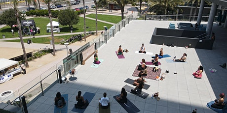 Yoga on the Harbor tickets