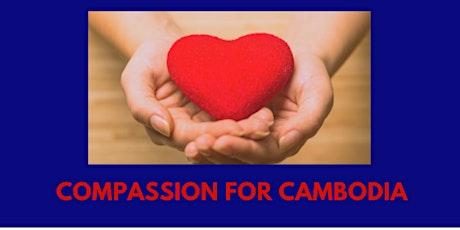Compassion for Cambodia tickets