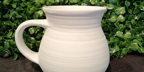 Paint Your Own Pottery - Mug tickets