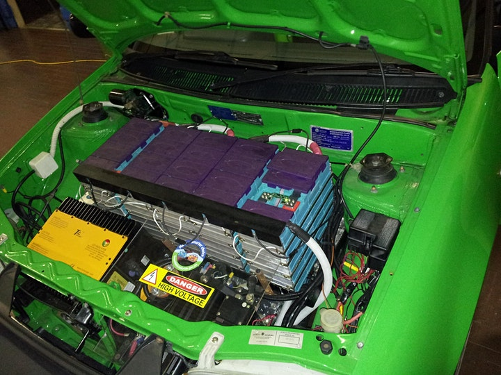 """OzDIY Electric Vehicles presents """"How to build your own Electric Vehicle"""" image"""