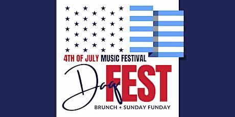 DAQ Fest: 4th of July Music Festival tickets
