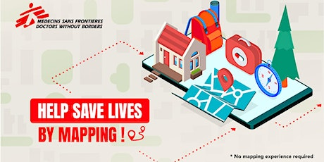 Doctors Without Borders Virtual Missing Maps Mapathon (Singapore) tickets