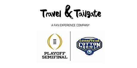 Cotton Bowl Transportation - Fan Bus to AT&T Stadium tickets
