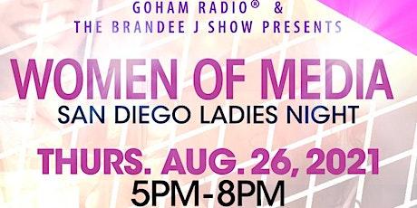 Women of Media - San Diego Edition tickets