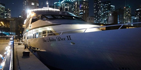 Sneaker Ball Gala on The Yacht FireWorks Cruise tickets