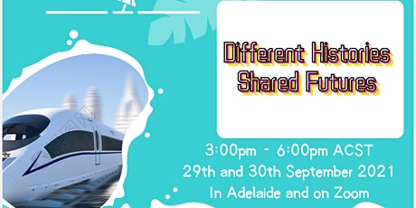 Different Histories, Shared Futures tickets