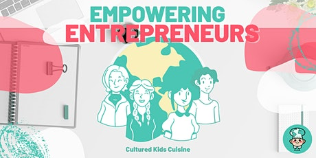 Empowering Entrepreneurs: Crafting your College Essay with Dyllen Nellis tickets