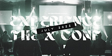 The X Conference 2022 tickets