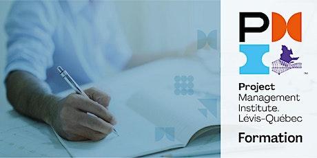 Formation de préparation à la certification PMP® et CAPM® - Vendredis billets