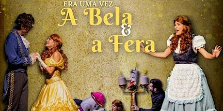 Desconto: Era Uma Vez... A Bela e a Fera no Teatro West Plaza ingressos