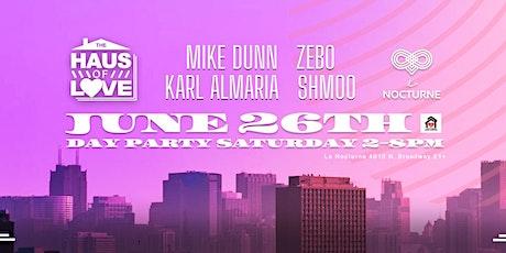 A Day Party w The Chosen Fews Mike Dunn, Zebo, Karl Almaria, Shmoo tickets