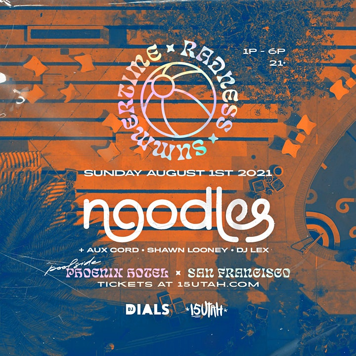 NOODLES - Poolside day party @ Phoenix Hotel image