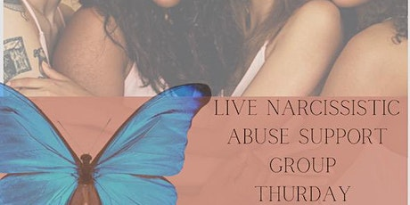 Narcissistic Abuse Support Group for Women- Thursday tickets