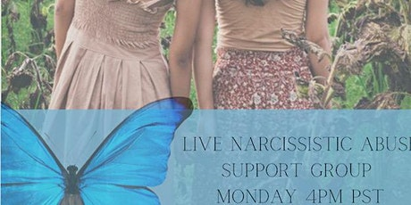 Narcissistic Abuse Support Group for Women-Monday tickets