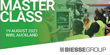 Biesse New Zealand CNC Masterclass tickets