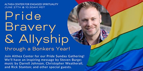Althea Center's Pride Day Sunday Gathering on June 27th tickets