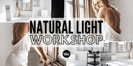 Natural Light Portraits: Photography Workshop tickets