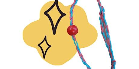 Omokoroa Library: Friendship Bracelets tickets