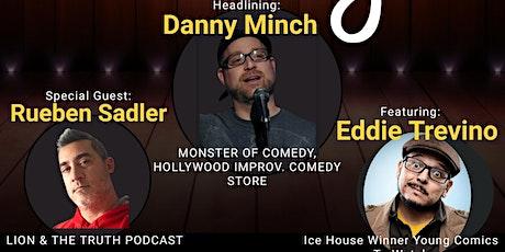 Shanachie Pub presents: A Night of Comedy Headlining Danny Minch tickets