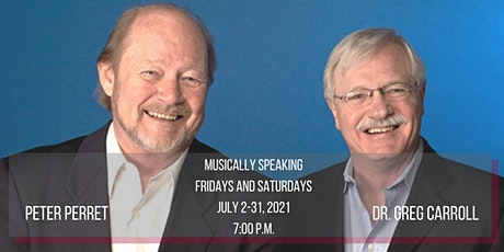 Musically Speaking - July 9 - Free Event tickets