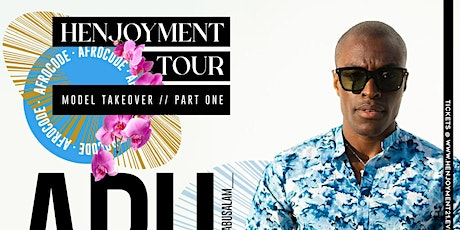 Day 2 - Miami - Henjoyment Tour AfroCode DAY PARTY  | {Sat July 10} tickets