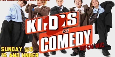 Kids Stand Up Open Mic tickets
