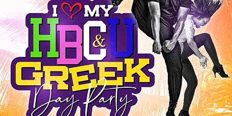 I ❤️ MY HBCU & GREEK DAY PARTY @ THE AG MUSEUM, FORESTRY BUILDING tickets