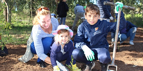 Community Tree Planting at Mihajlovic Reserve tickets