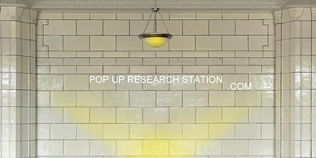Pop Up Research Station- CAFE tickets