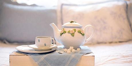 Blue & White Summertime Tea tickets