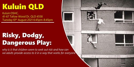 Risky Dodgy Dangerous Play  at Kuluin QLD tickets