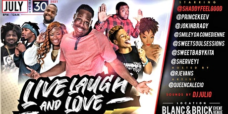 Live ,Laugh and love Comedy Show tickets