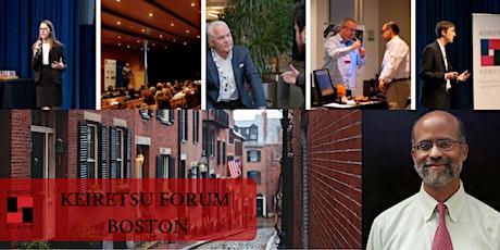Keiretsu Boston Chapter August 2021 Meeting tickets