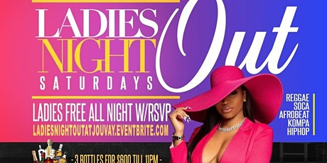 """""""LADIES NIGHT OUT"""" 4TH OF JULY WEEKEND (ladies fr33 all night w/rsvp) tickets"""