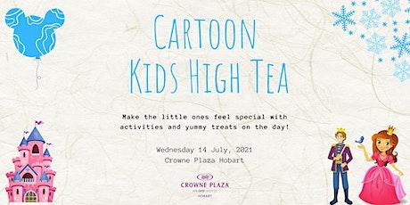 Cartoon Kids High Tea tickets