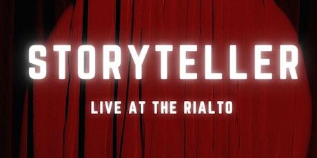 Storyteller - One Night Only With Bram Levinson tickets