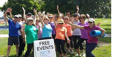 Free Falls Prevention and Strength (suitable for seniors) tickets