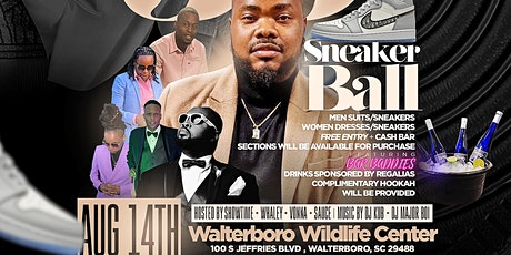 Big Rome's 35th Bday Sneaker Ball tickets