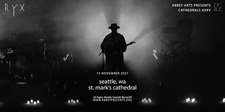 RY X @ St Mark's Cathedral tickets