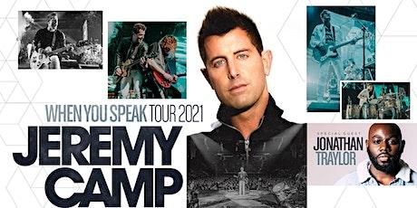 Jeremy Camp When You Speak Tour 2021 | Bartlett, TN tickets