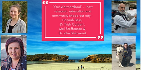 """""""Our Warrnambool"""" - Storytelling  at Deakin Univer tickets"""