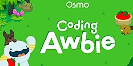 OSMO Coding Awbie tickets