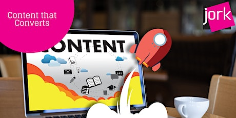 Content Marketing that Converts to Sales  for Accountants tickets